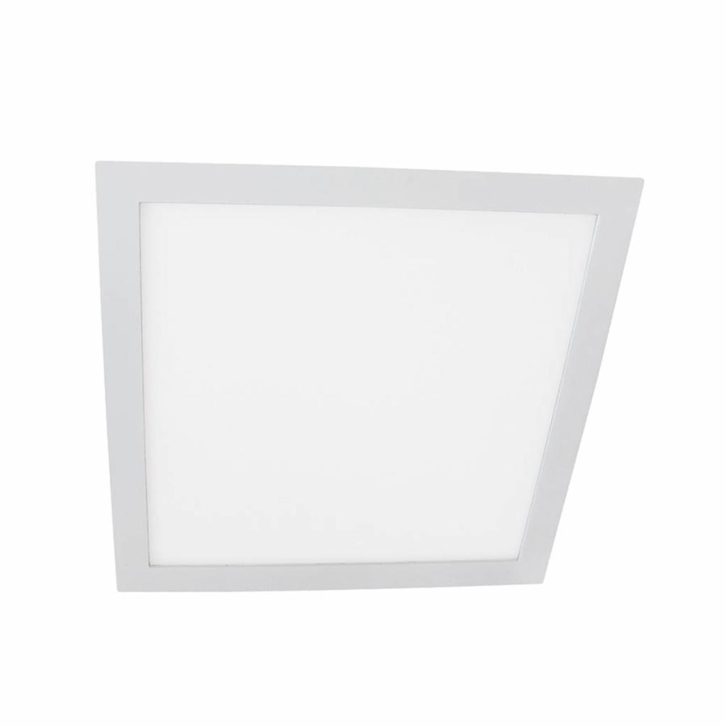 Produktové foto Molto Luce LED podhledové světlo Moon Square 12W, 3000K