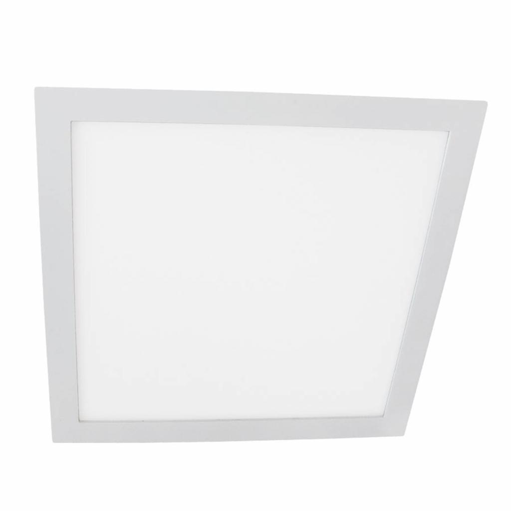 Produktové foto Molto Luce Moon Square LED podhledové světlo, bílá, 18W 4000K