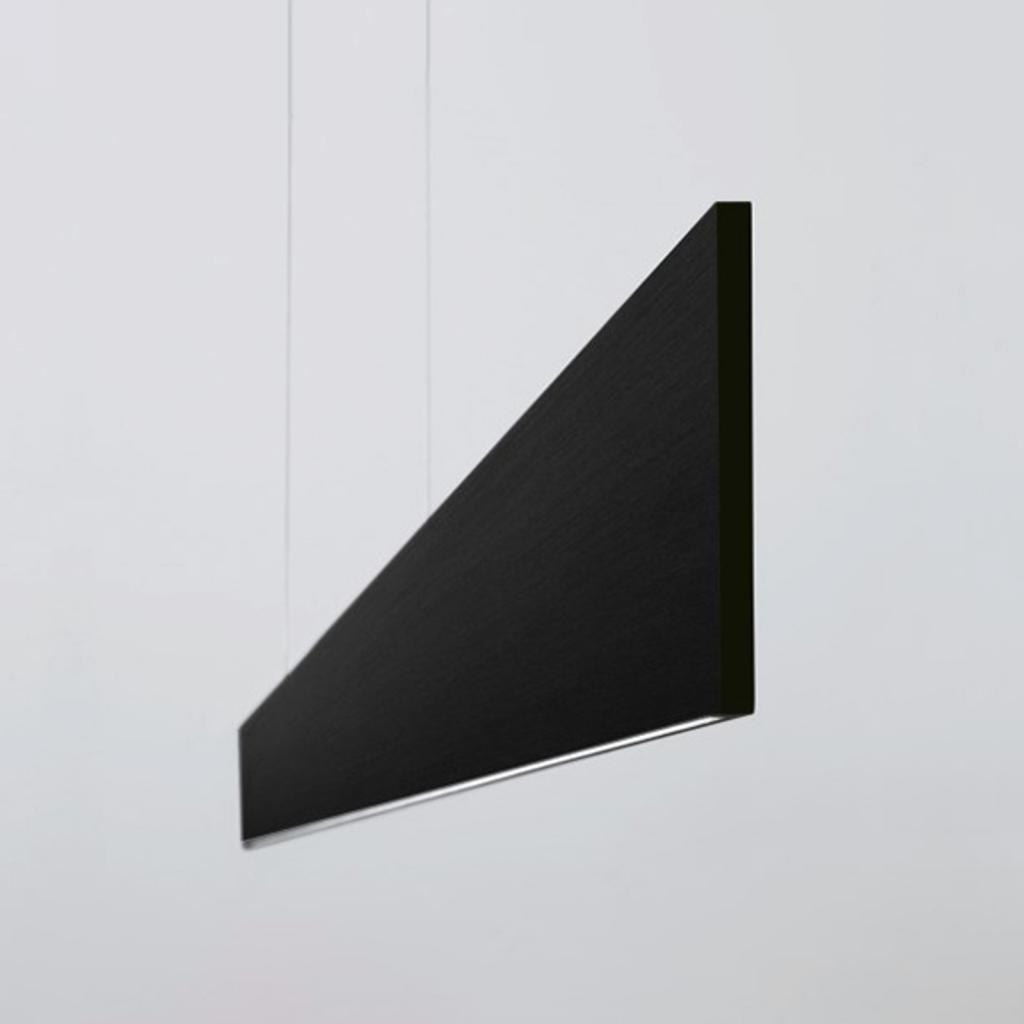 Produktové foto Molto Luce LED závěsné světlo After 8 122cm 1-10V 3000K černá