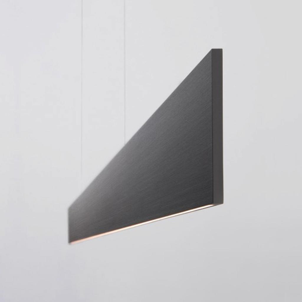 Produktové foto Molto Luce LED závěsné světlo After 8 122cm DALI 3000K grafit