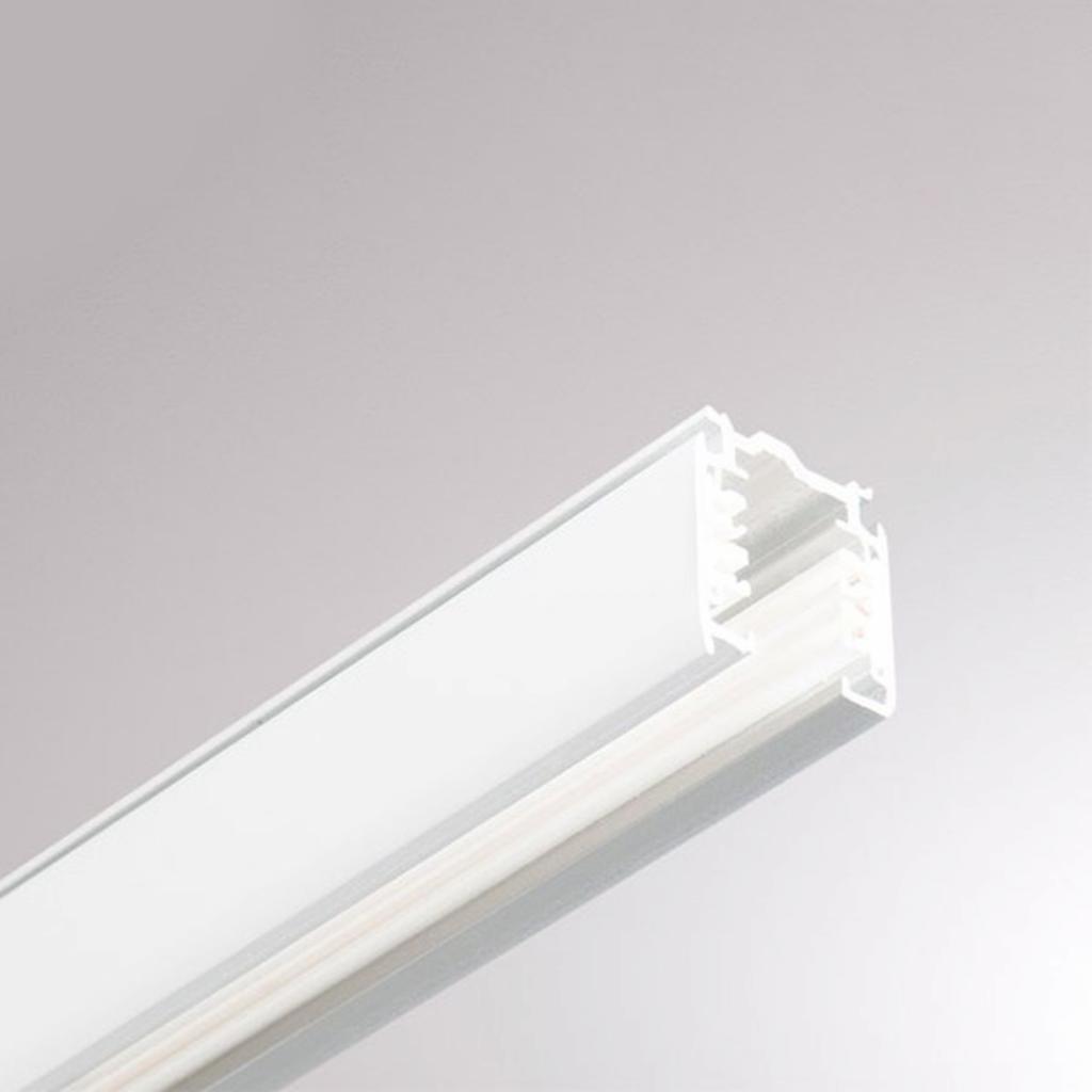 Produktové foto GLOBAL 3fázová přípojnice Noa hliník 100cm, bílá