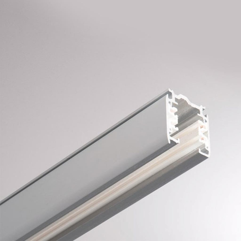 Produktové foto GLOBAL 3fázová přípojnice Noa hliník 100cm, šedá