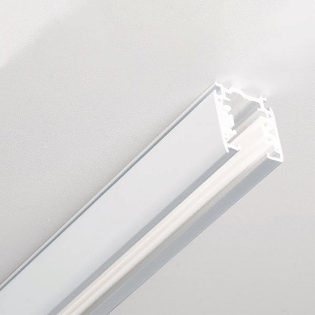 Produktové foto GLOBAL 3fázová přípojnice Noa hliník 200cm, bílá