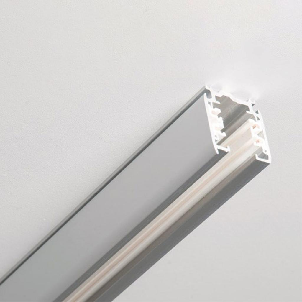 Produktové foto GLOBAL 3fázová přípojnice Noa hliník 200cm, šedá
