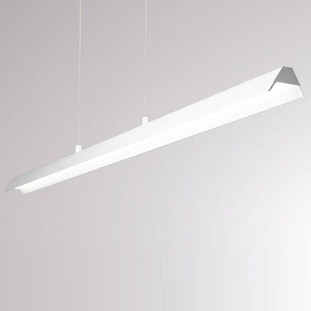 Produktové foto LOUM LOUM Uto LED závěsné světlo kovové stínidlo bílá
