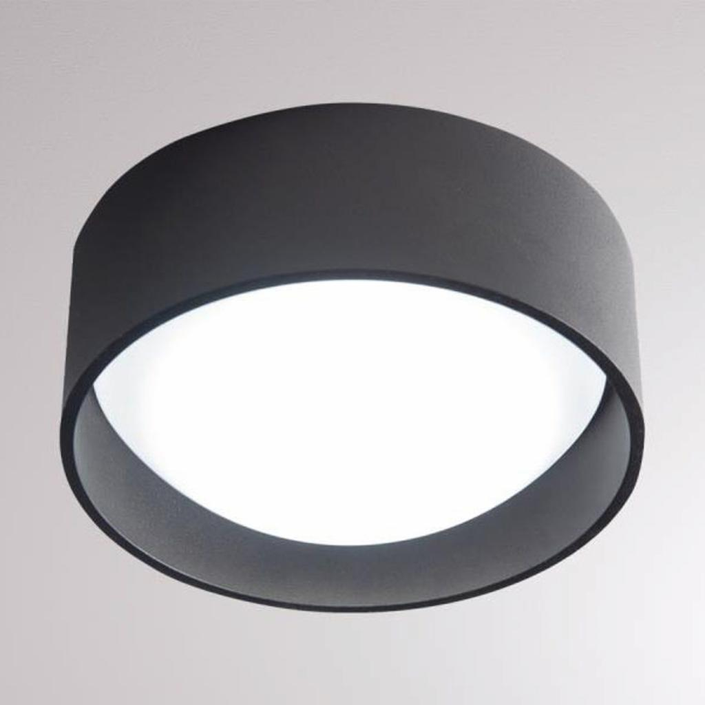 Produktové foto LOUM LOUM Yura LED stropní světlo černá