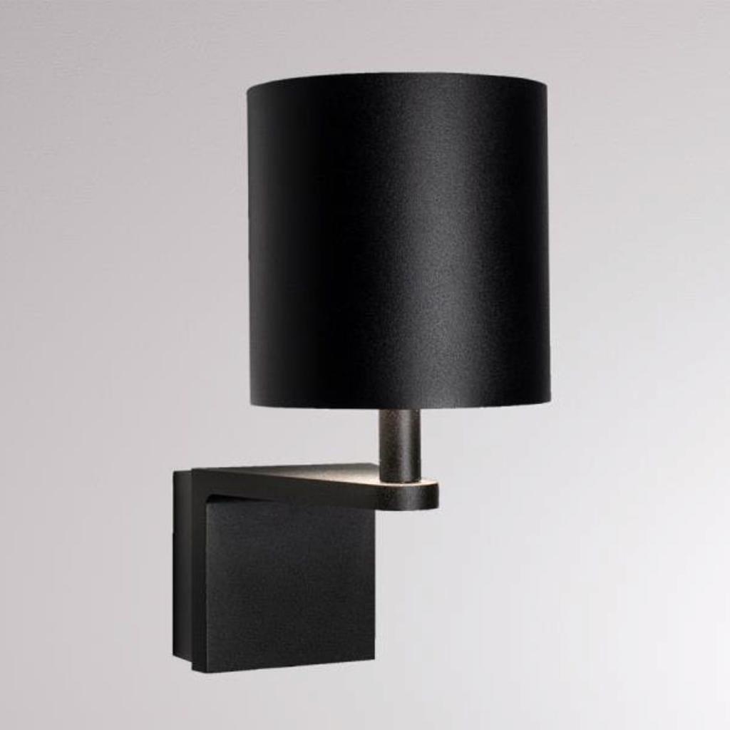 Produktové foto LOUM LOUM Waamp LED nástěnné světlo černá/zlatá