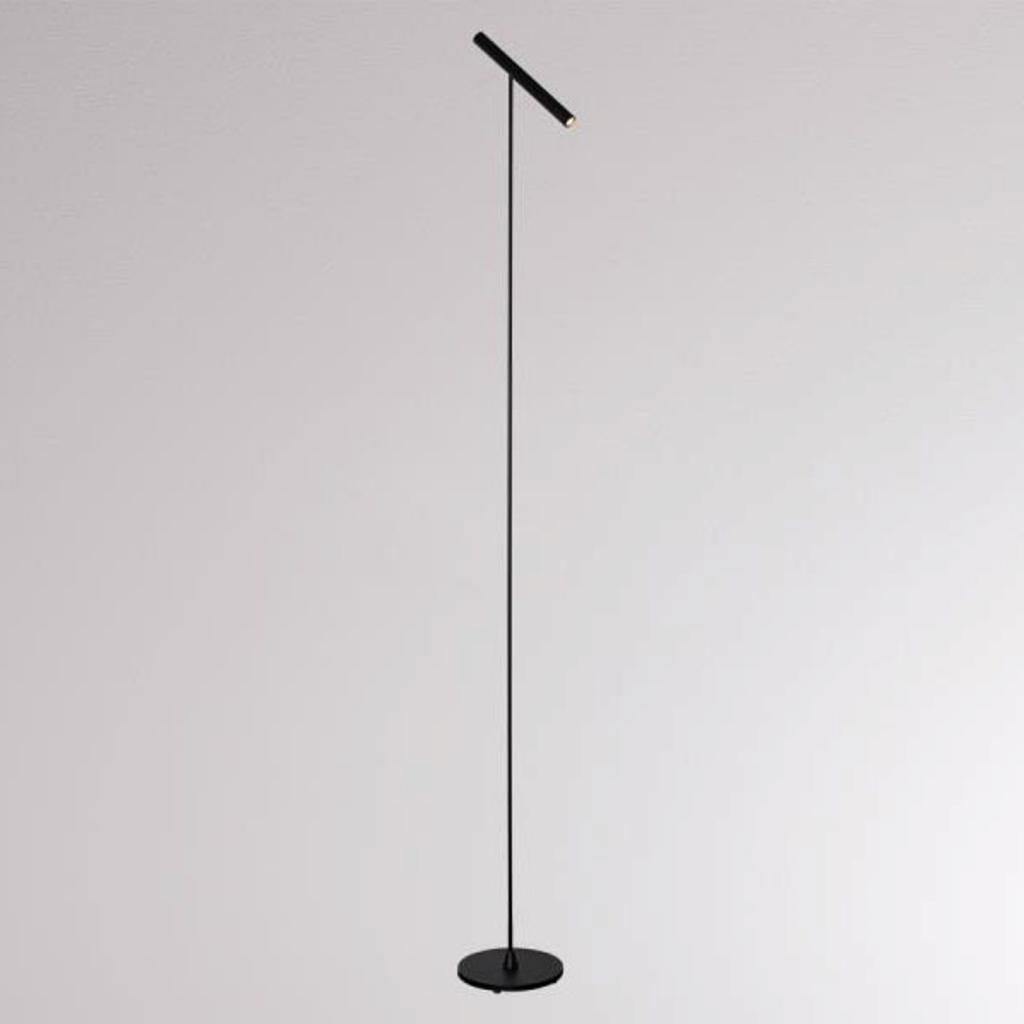 Produktové foto LOUM LOUM Meyjo LED stojací lampa senzor stmívání černá