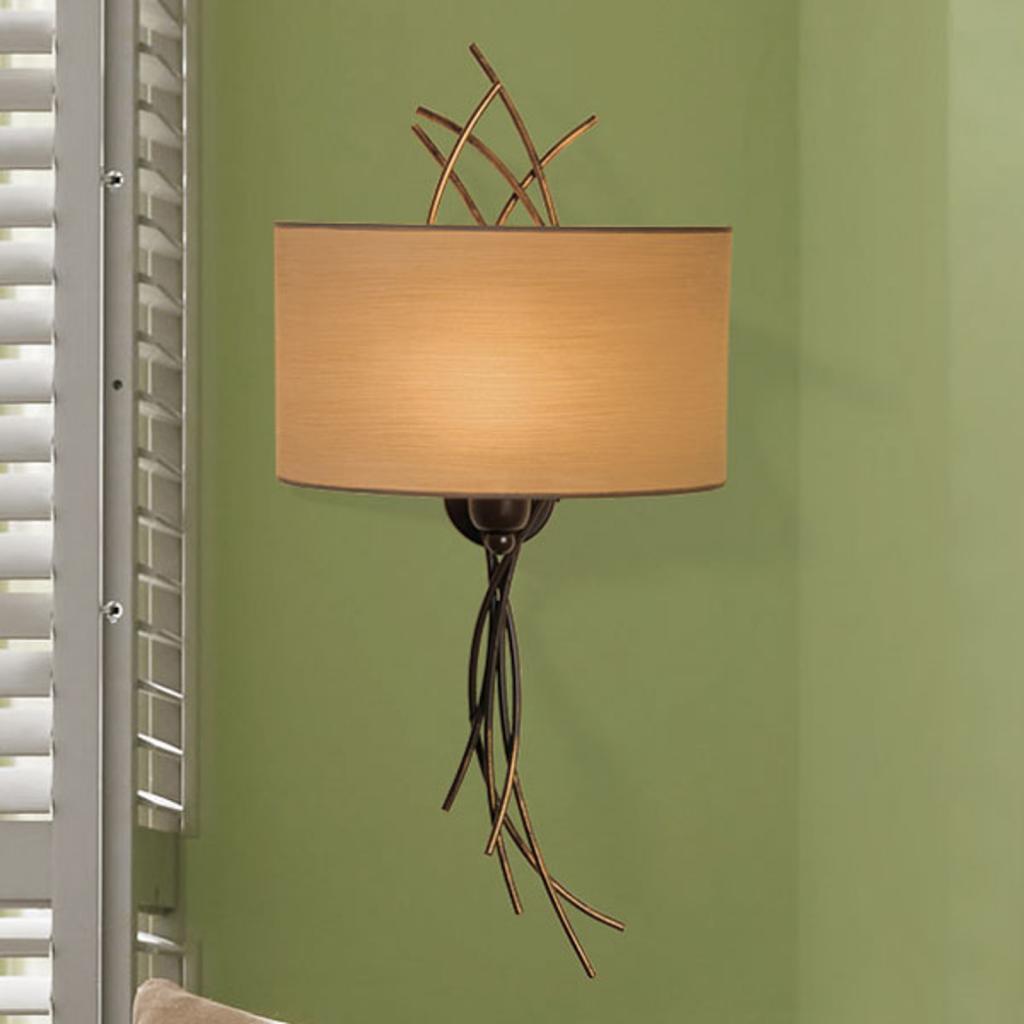 Produktové foto Menzel Menzel Living Oval - dekorativní nástěnné světlo
