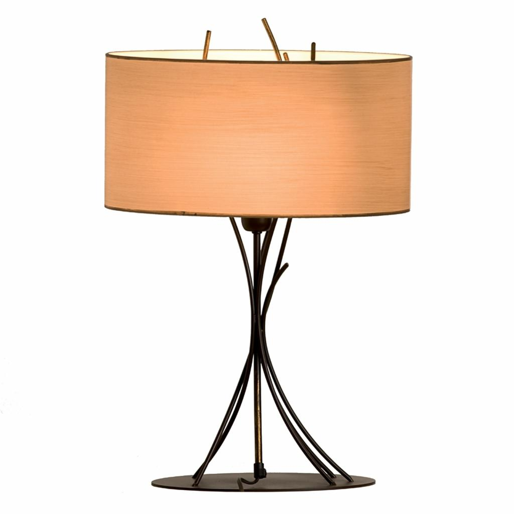 Produktové foto Menzel Menzel Living Oval stolní lampa