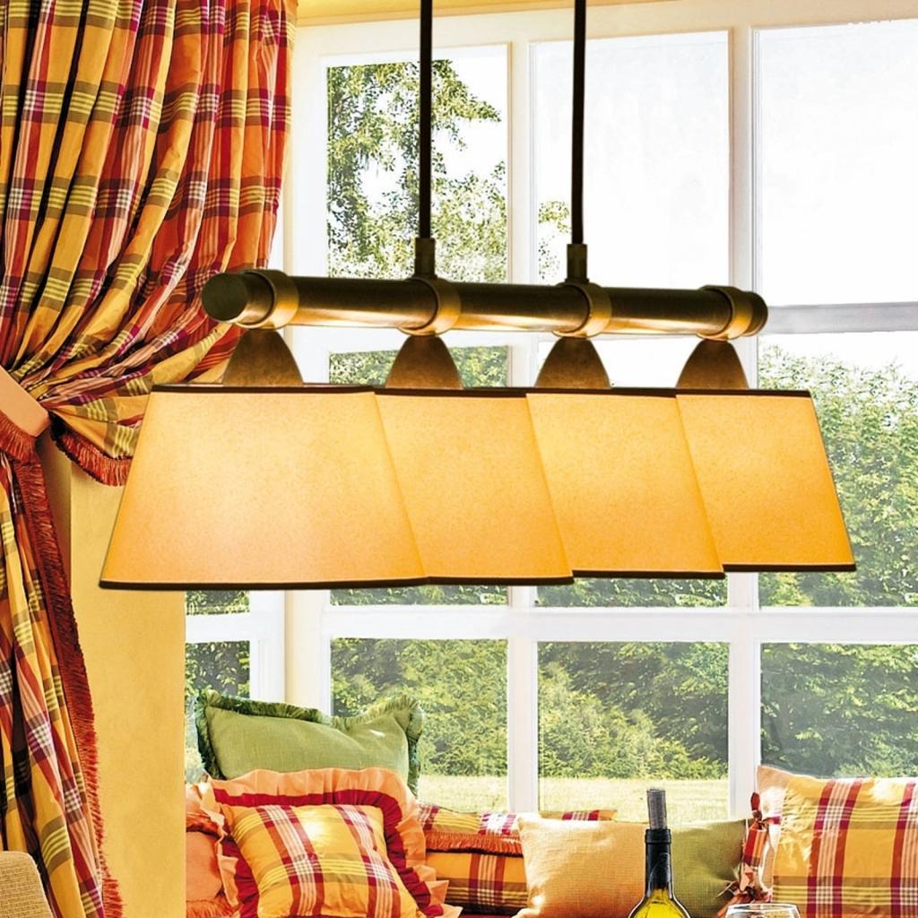 Produktové foto Menzel Menzel Living Table závěsné světlo 4 zdroje