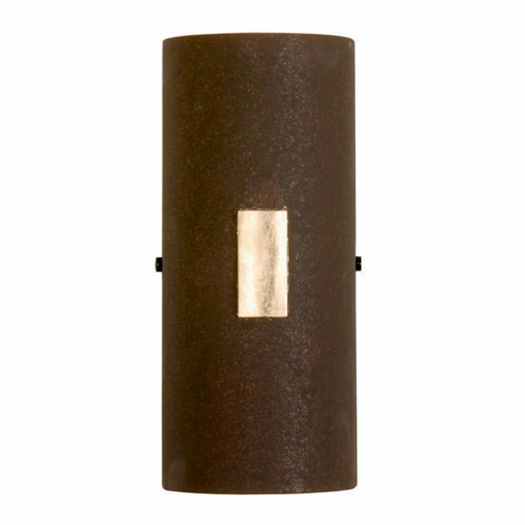 Produktové foto Menzel Menzel Solo nástěnné světlo rezavě hnědé pozlacené