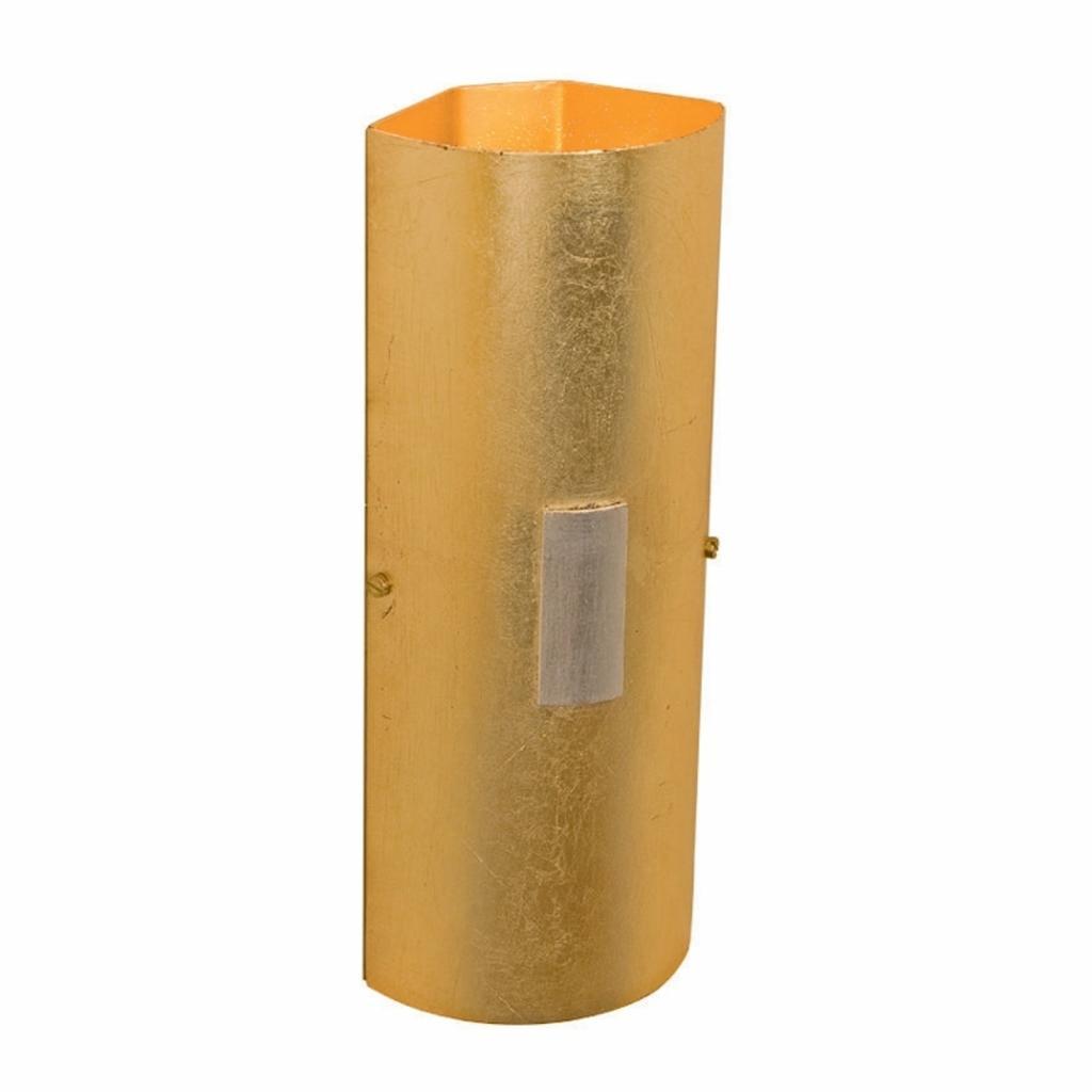 Produktové foto Menzel Menzel Solo nástěnné světlo zlaté, rohová montáž