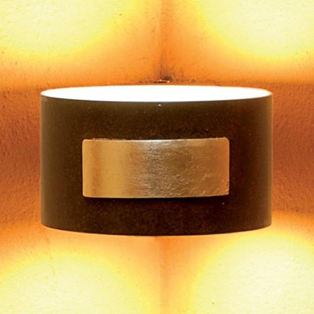 Produktové foto Menzel Menzel Solo nástěnné světlo rezavě hnědá/zlatá
