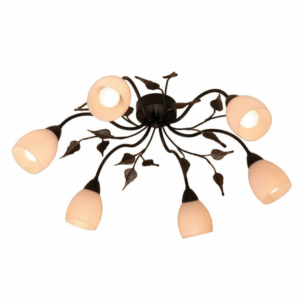 Produktové foto Menzel Menzel Chalet - květinové stropní světlo
