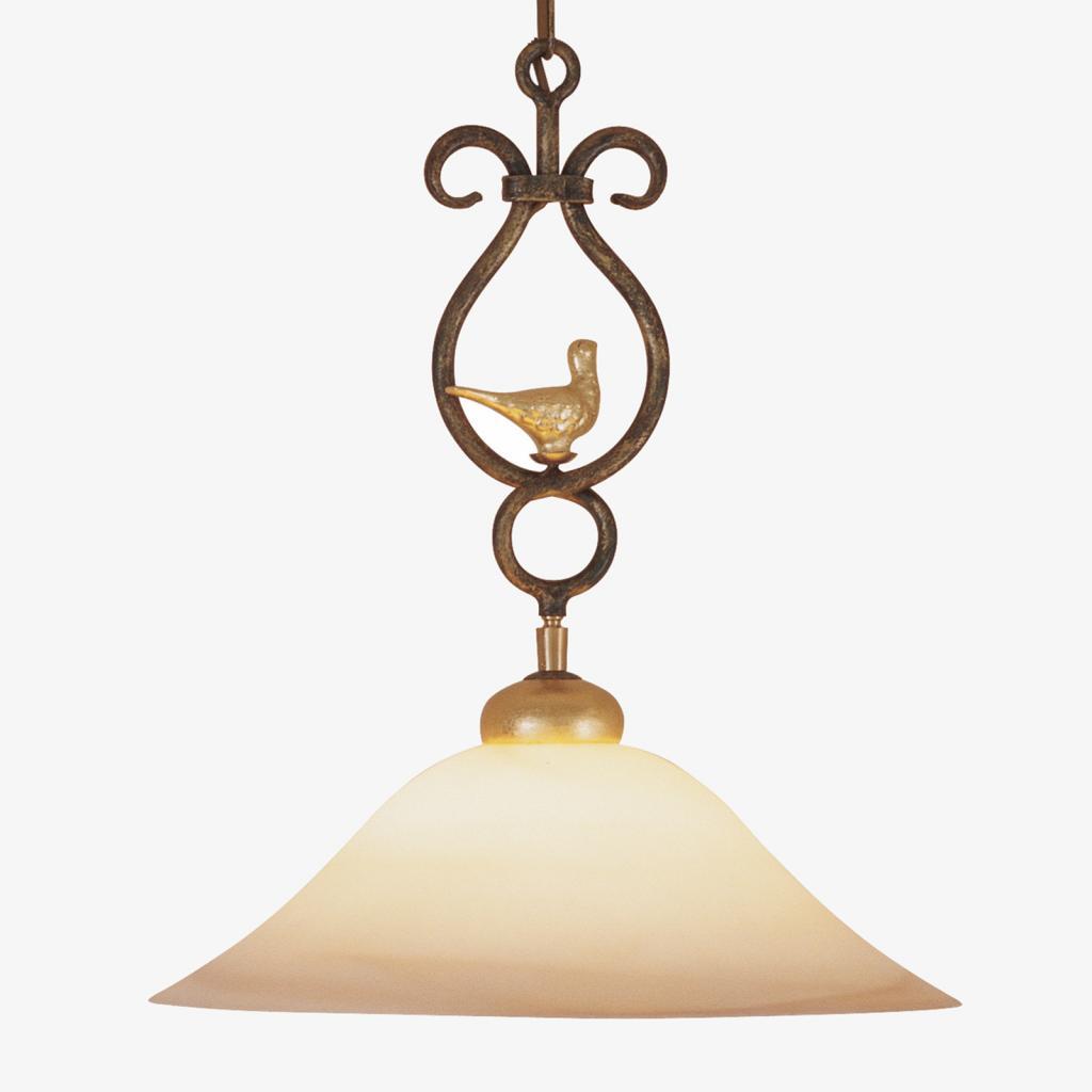 Produktové foto Menzel Menzel Provence Chalet - závěsné světlo 1 zdroj
