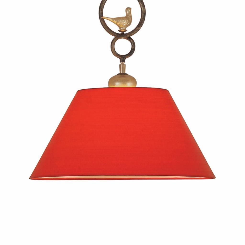 Produktové foto Menzel Menzel Provence Chalet - závěsné světlo v červené