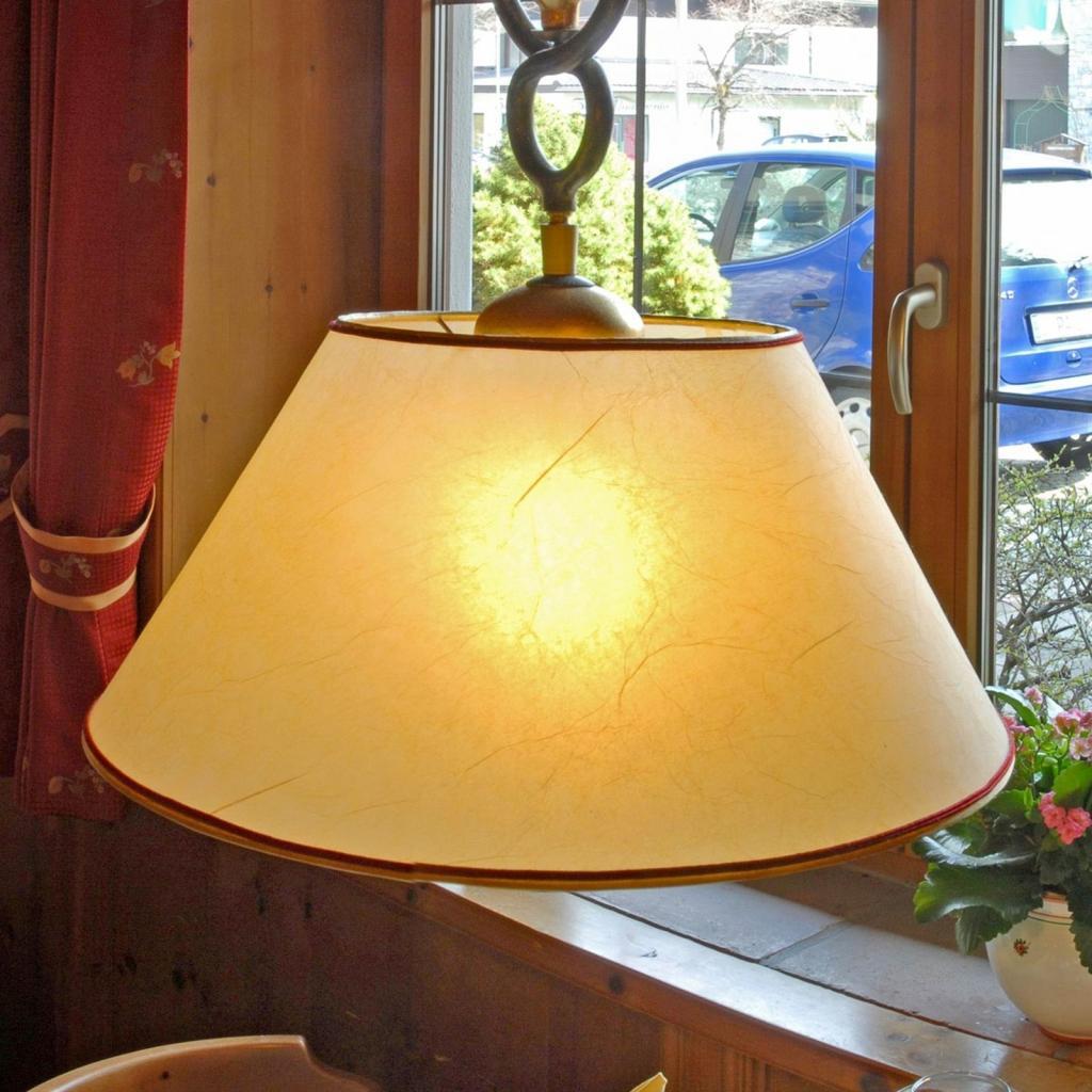 Produktové foto Menzel Menzel Provence Chalet - závěsné světlo ve žluté