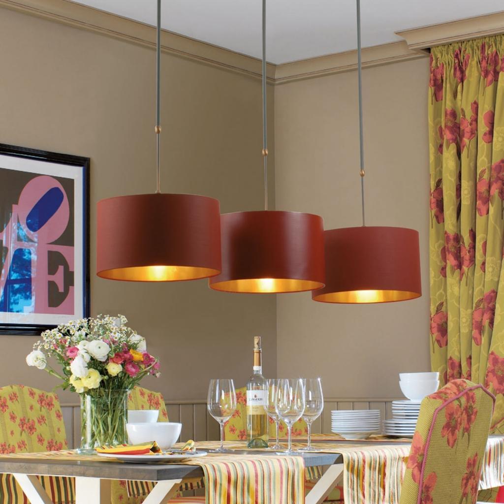 Produktové foto Menzel Menzel Stella - závěsné světlo tři žárovky