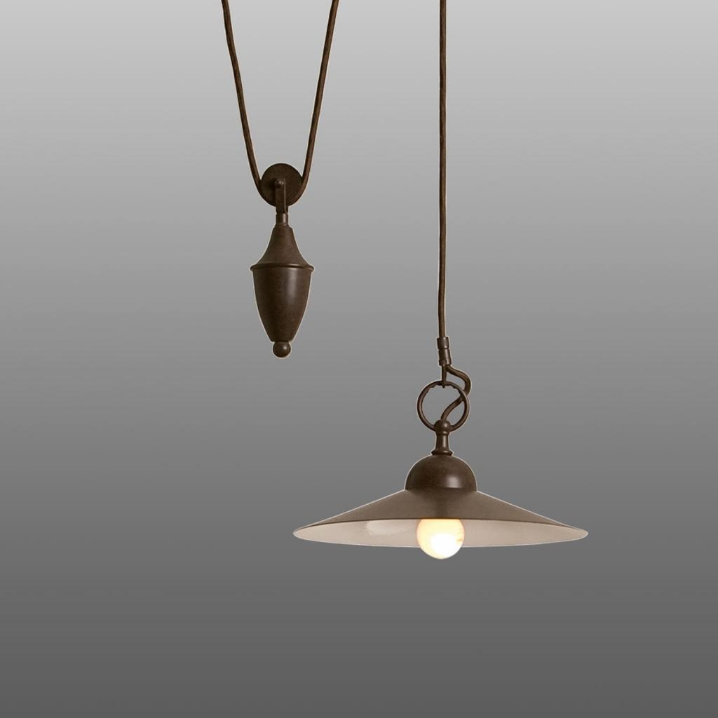 Produktové foto Menzel Menzel Pusta - výškově nastavitelné závěsné světlo