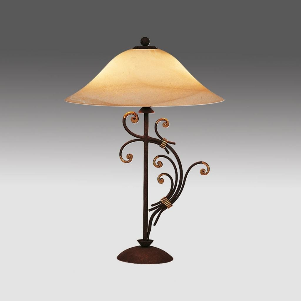 Produktové foto Menzel Menzel Florence stolní lampa ve Florentském stylu