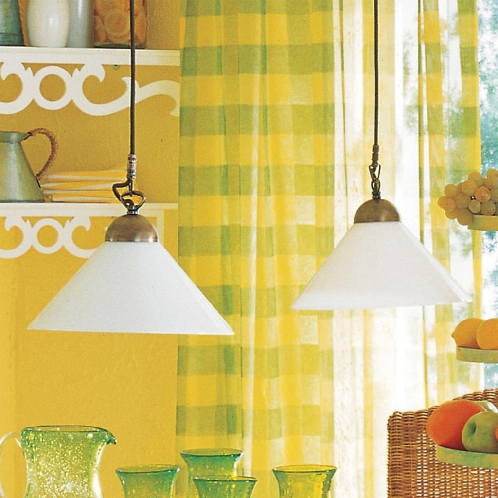 Produktové foto Menzel Menzel Anno lankové závěsné světlo 2 zdroje mosaz