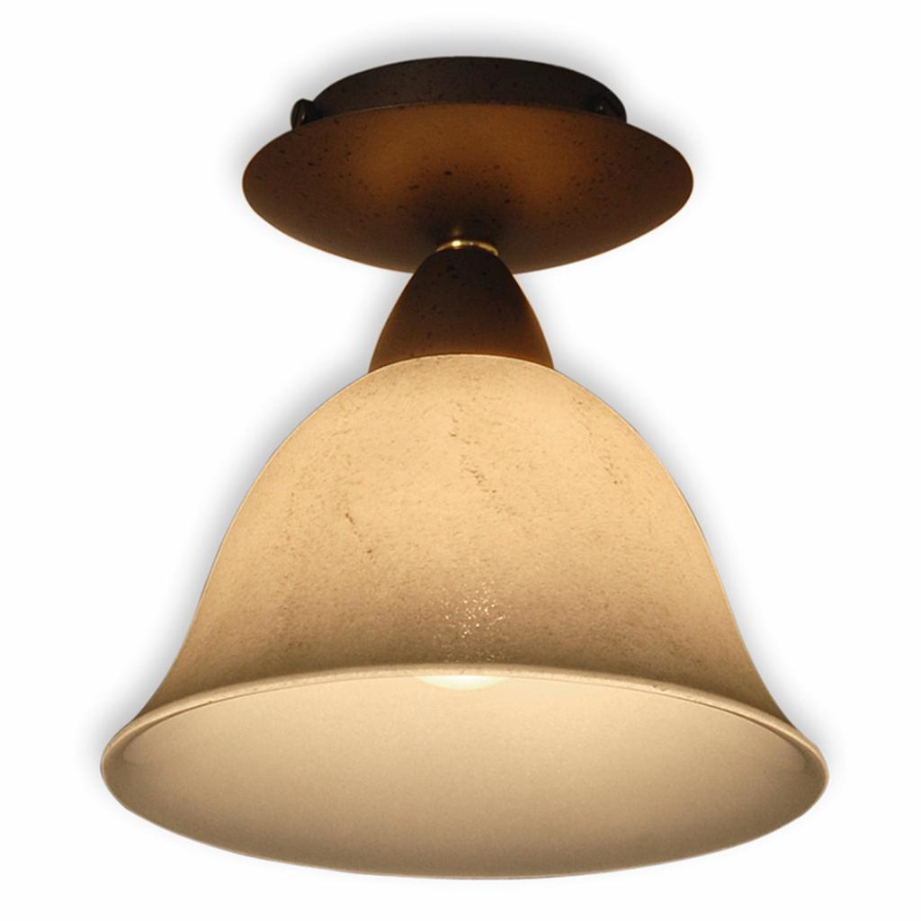 Produktové foto Menzel Menzel Pusta stropní světlo s kouřovým sklem Scavo