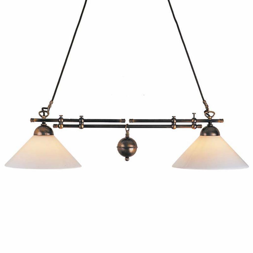 Produktové foto Menzel Menzel Anno 1900 trámové závěsné světlo 2 zdroje