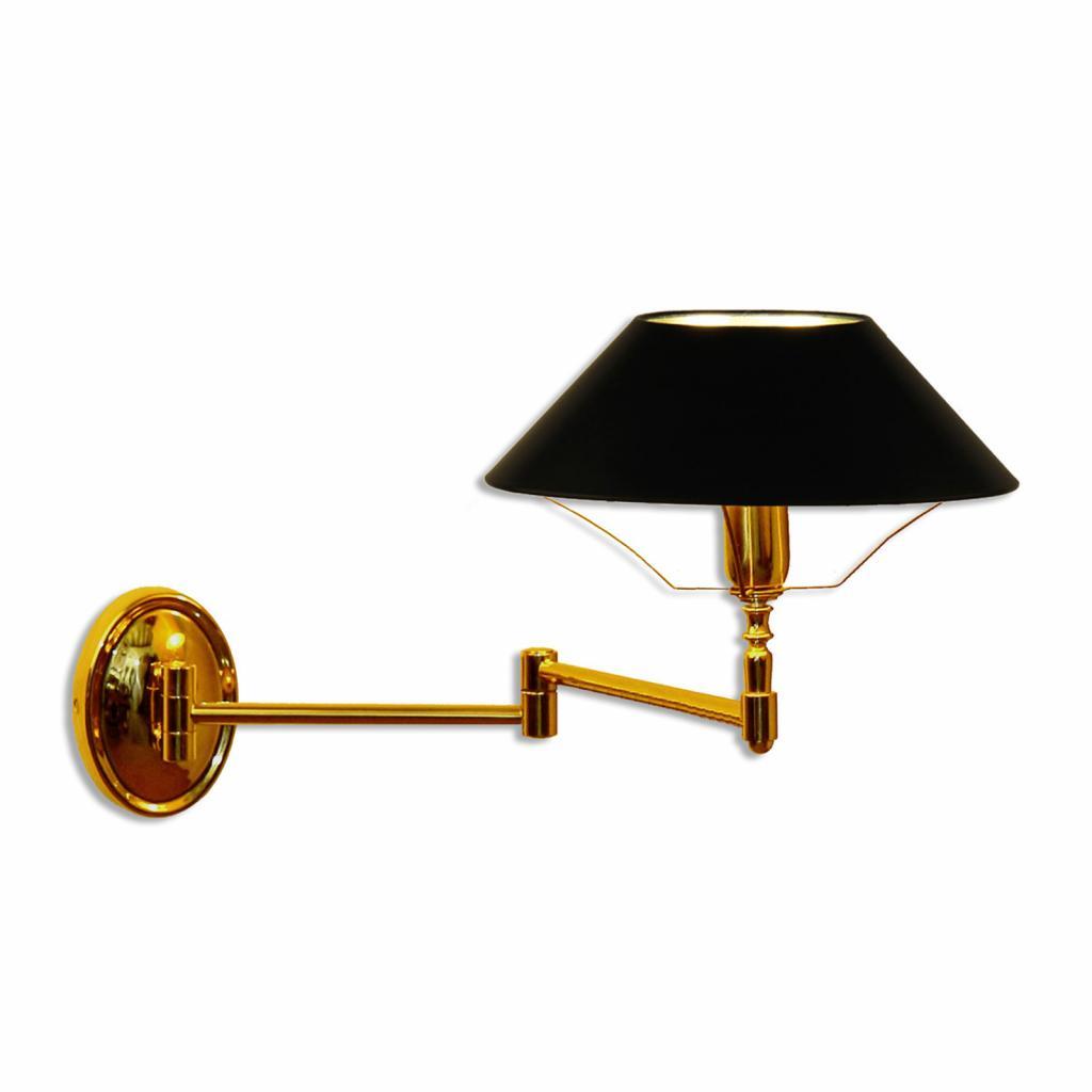 Produktové foto Menzel Menzel Living Oval - nastavitelné nástěnné světlo