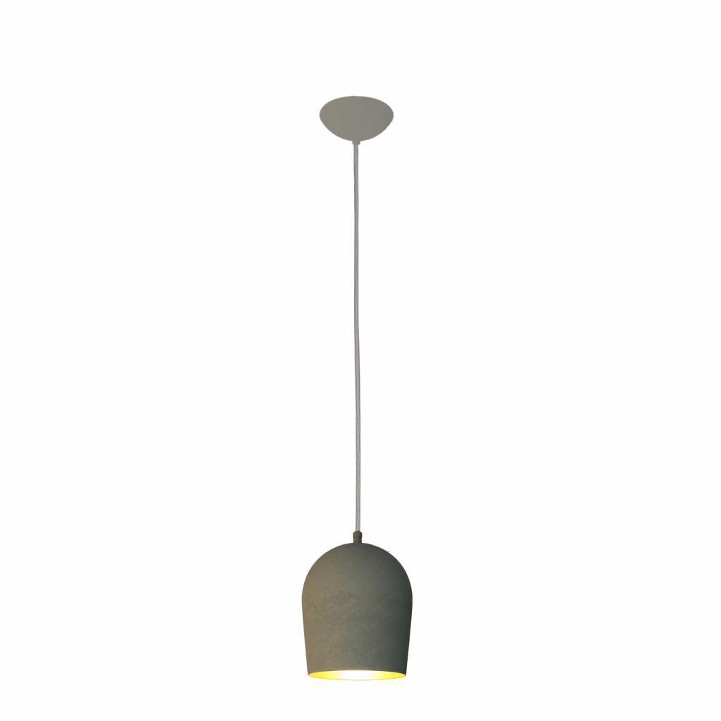 Produktové foto Menzel Menzel Solo Glo12 závěsné světlo beton