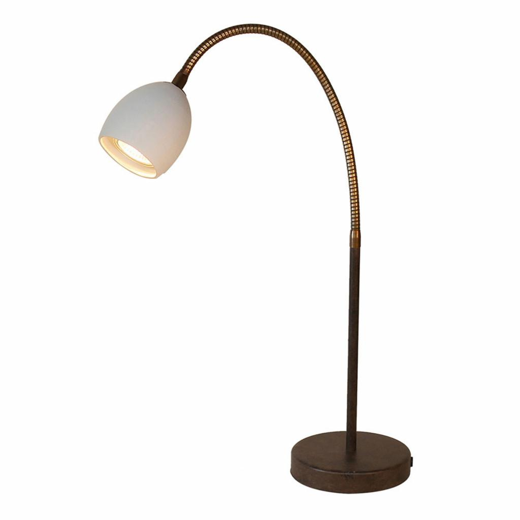 Produktové foto Menzel Menzel Provence matt stolní lampa s ramenem
