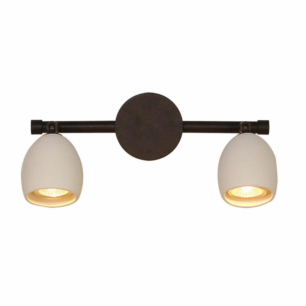 Produktové foto Menzel Menzel Provence matt nástěnné světlo dva zdroje