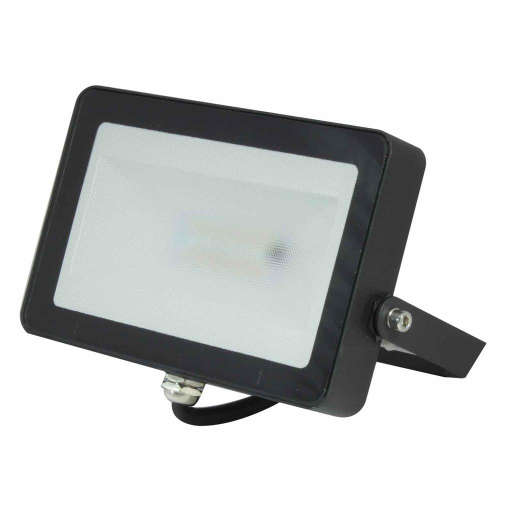 Produktové foto MEGATRON LED venkovní reflektor MT69070, bílá + RGB