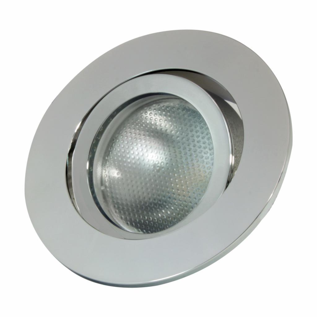 Produktové foto MEGATRON LED vestavný spot Decoclic GU10/GU5.3, kulatý