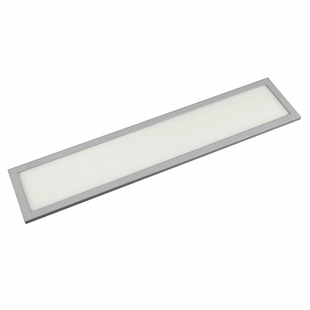 Produktové foto MEGATRON LED podlinkové světlo Unta Slim 8W, stříbrná