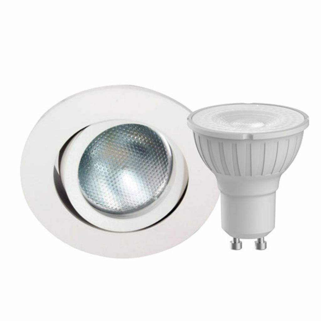 Produktové foto MEGATRON Megaman DecoclicSet LED spot GU10 5W bílá