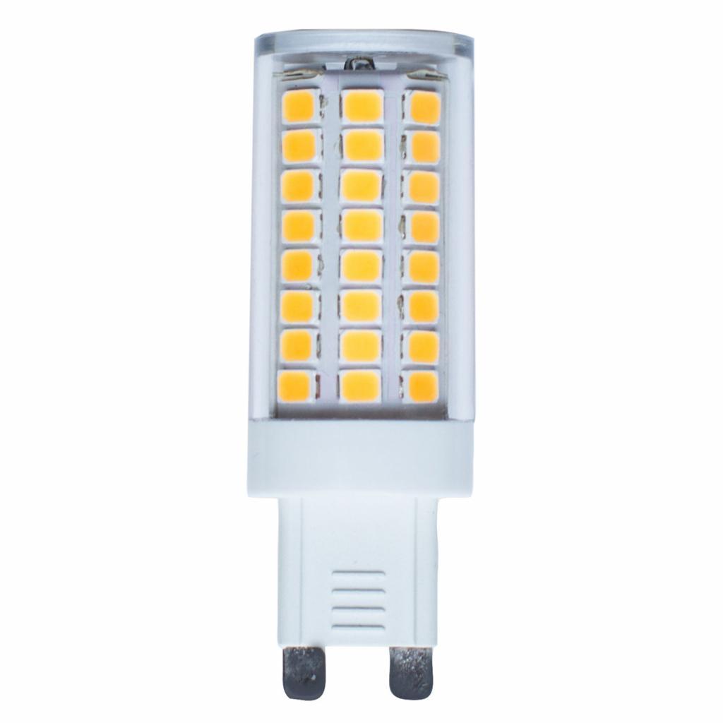 Produktové foto LIGHTME LED žárovka kolíková patice G9 4,8 W 2800K 600lm
