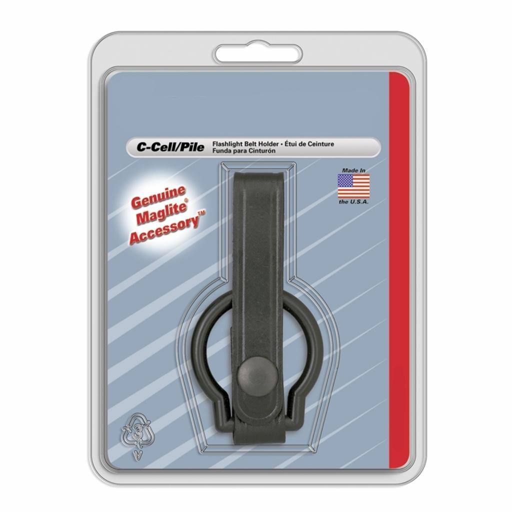 Produktové foto INC., INC. Kožený pásek ke kapesní svítilně C-Cell