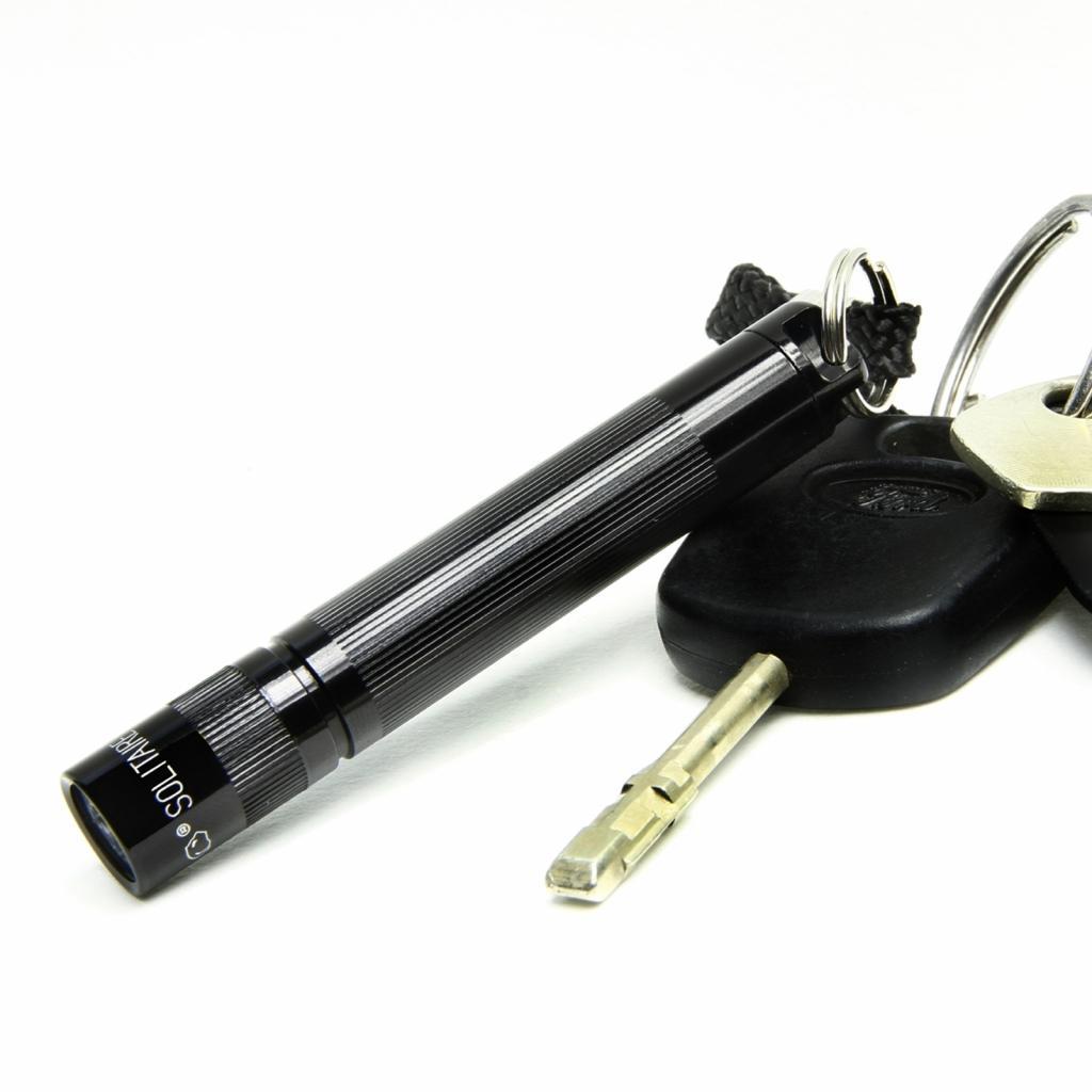 Produktové foto INC., INC. Příruční kapesní svítilna Maglite Solitaire černá