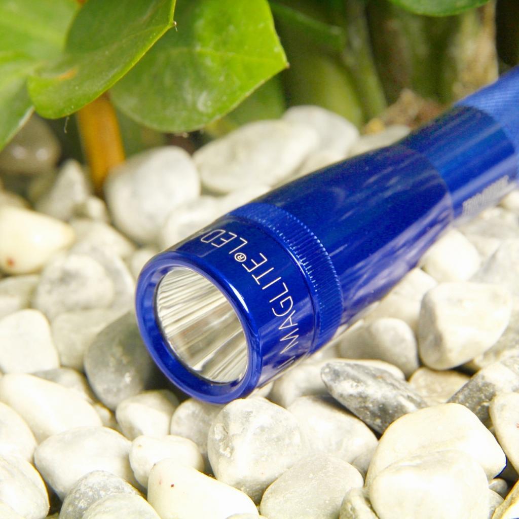 Produktové foto INC., INC. Modrá LED kapesní svítilna Mini-Maglite