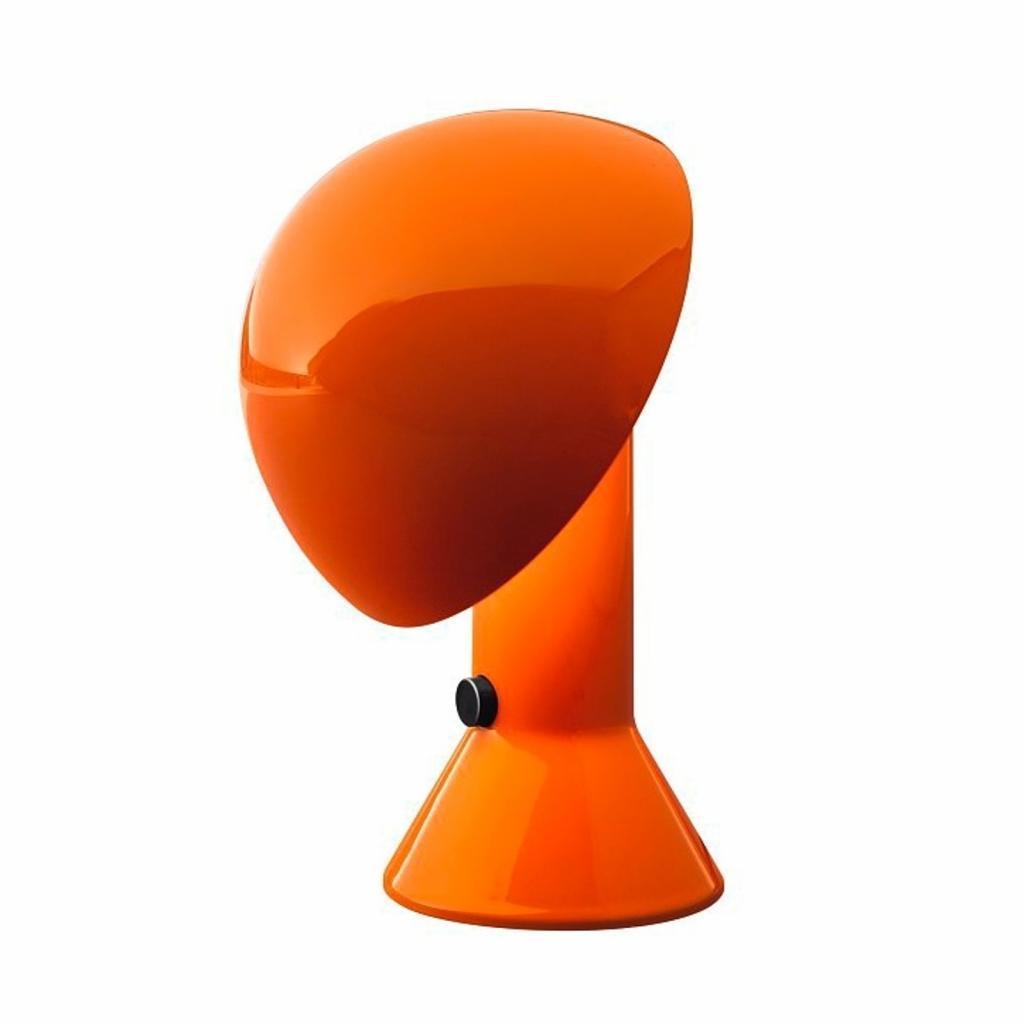 Produktové foto Martinelli Luce Martinelli Luce Elmetto - stolní lampa, oranžová