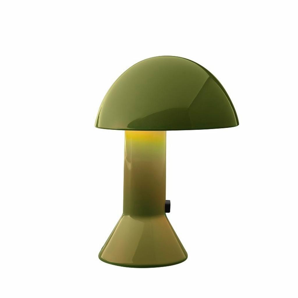 Produktové foto Martinelli Luce Martinelli Luce Elmetto - stolní lampa, zelená