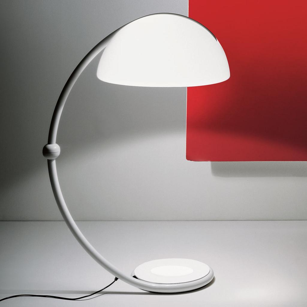 Produktové foto Martinelli Luce Stojací lampa Serpente