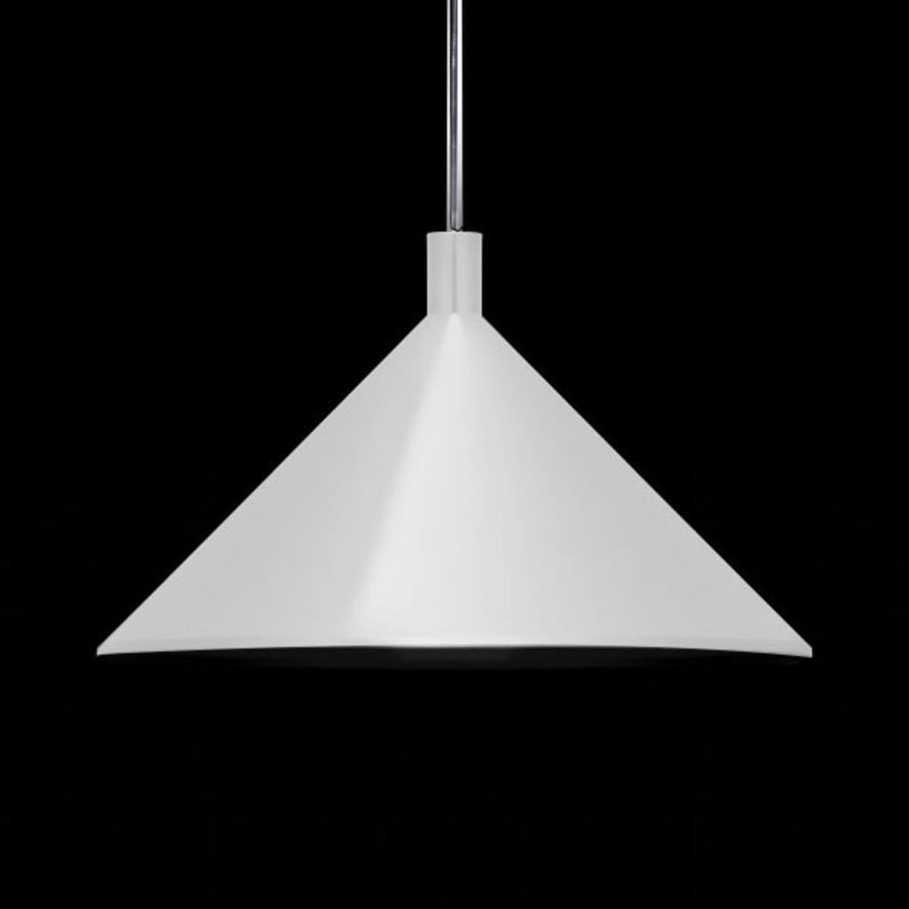 Produktové foto Martinelli Luce Martinelli Luce Cono závěsné světlo bílá, Ø 45 cm