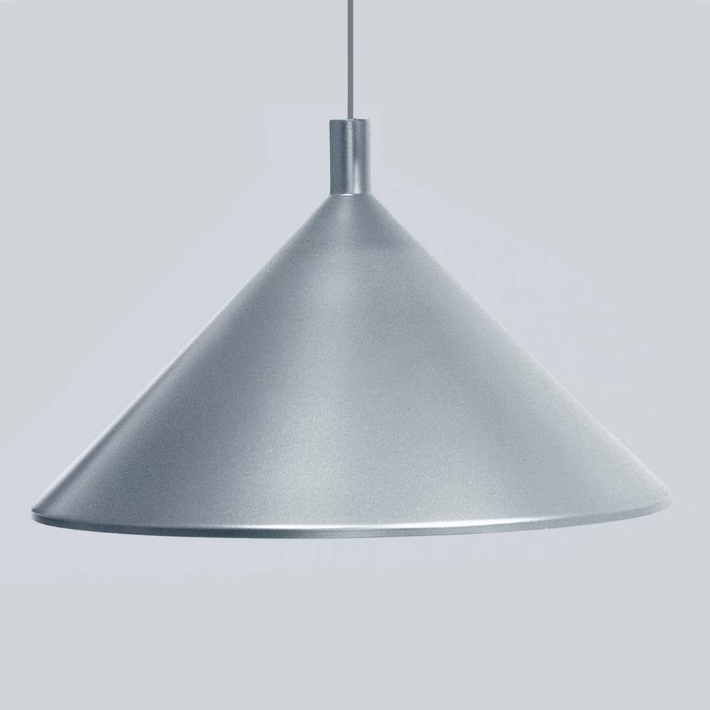 Produktové foto Martinelli Luce Martinelli Luce Cono závěsné světlo šedá, Ø 45 cm