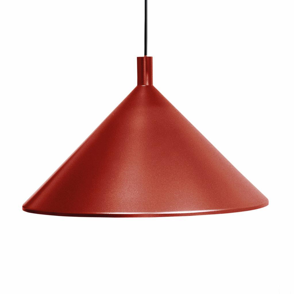 Produktové foto Martinelli Luce Martinelli Luce Cono závěsné světlo rot, Ø 30 cm