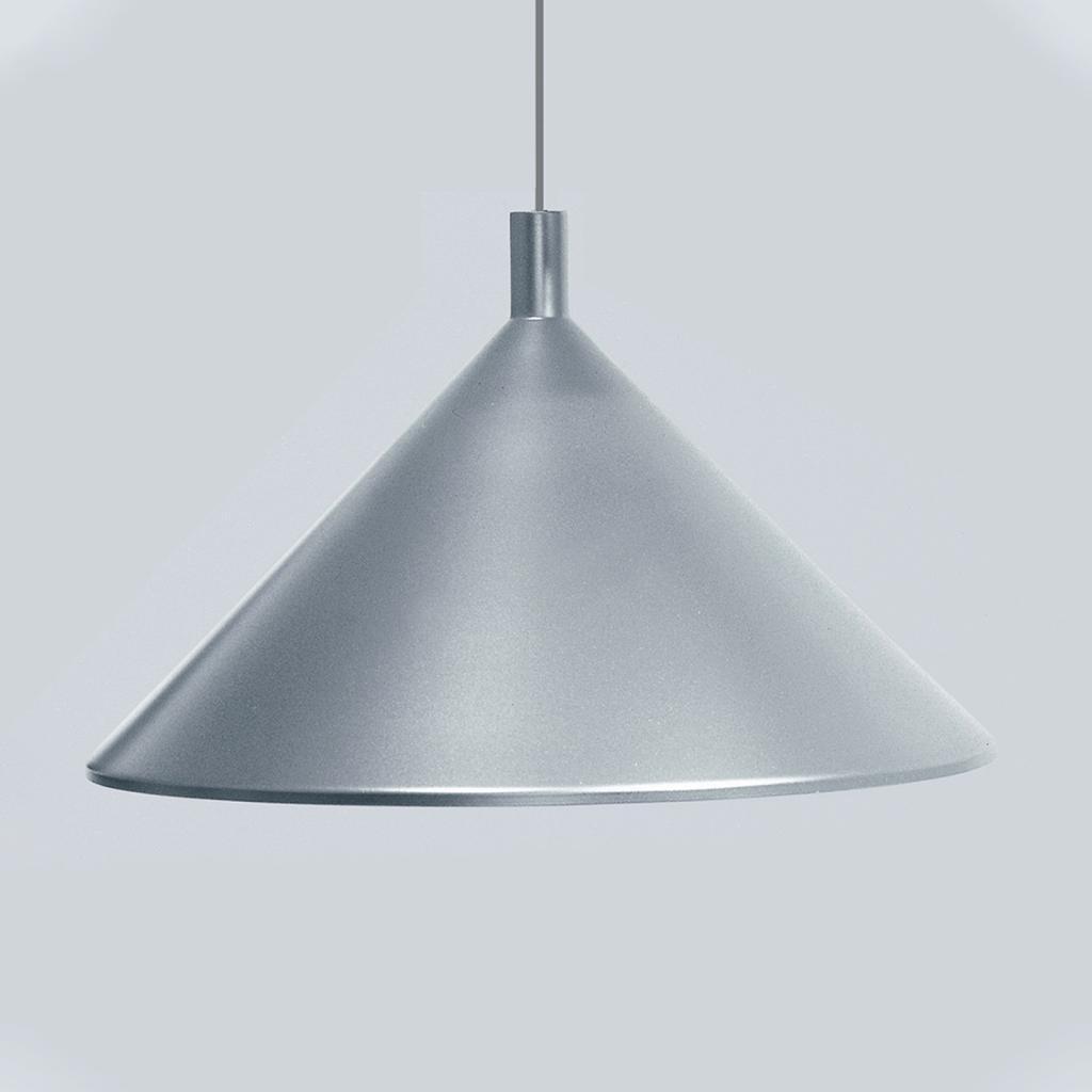 Produktové foto Martinelli Luce Martinelli Luce Cono závěsné světlo šedá, Ø 30 cm
