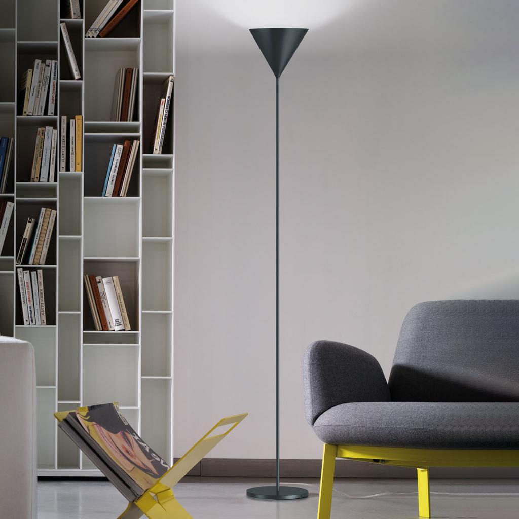Produktové foto MODO LUCE Modo Luce ABC Single stojací lampa olověná šedá