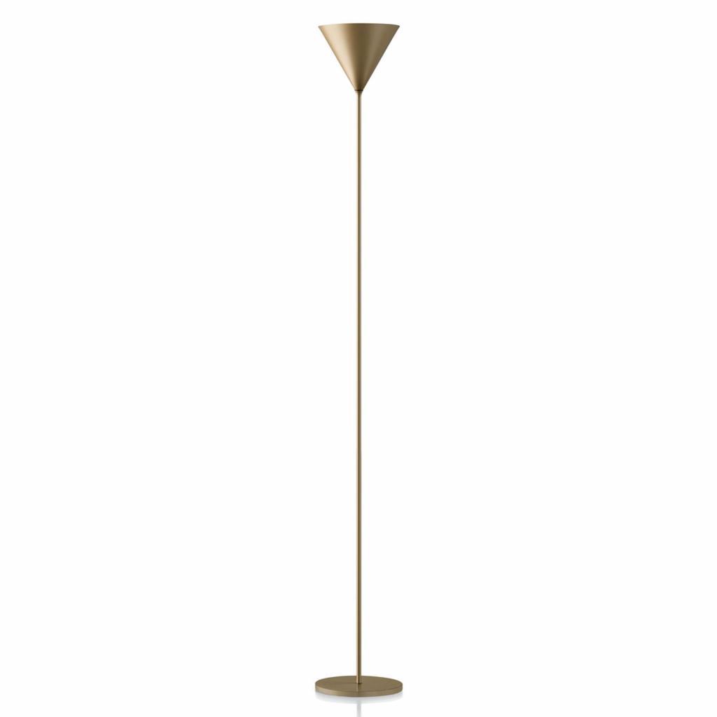 Produktové foto MODO LUCE Modo Luce ABC Single stojací lampa matná zlatá