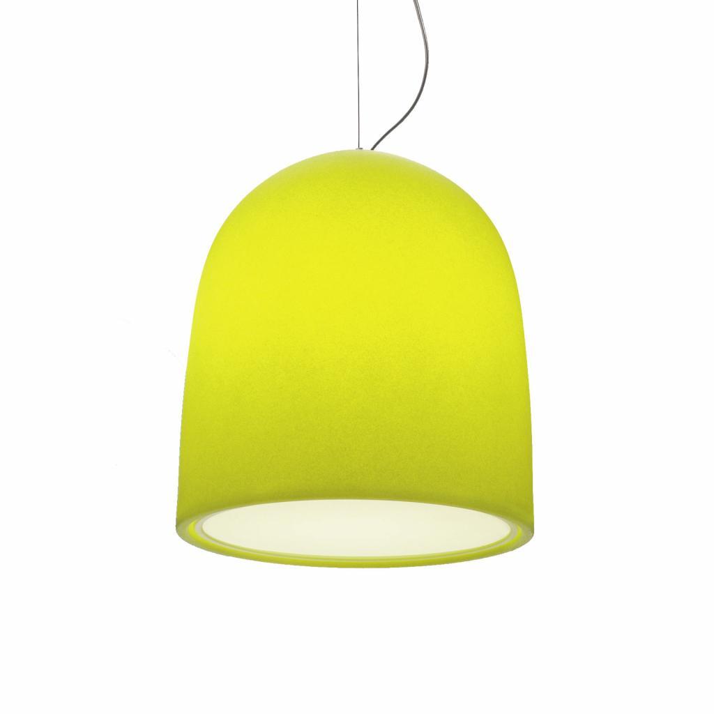 Produktové foto MODO LUCE Modo Luce Campanone závěsné světlo Ø 33 cm limone